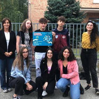 Alle scuole di Santo Stefano Belbo il premio Federchimica Giovani