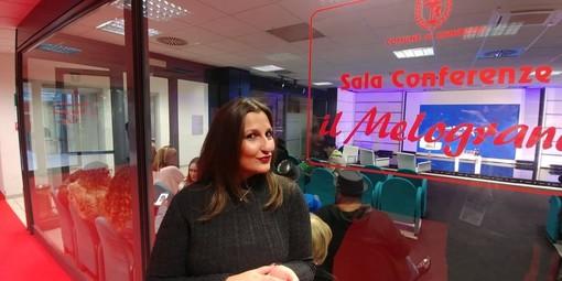 Serena Garelli a Sanremo
