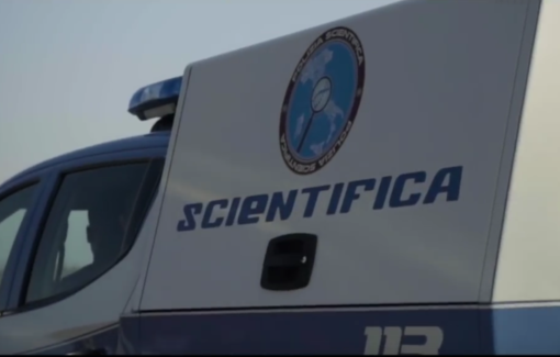 """Alba, al raduno della Polizia di Stato anche il """"moving lab"""" della Scientifica"""