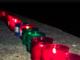 Melle: lumini sulle finestre di casa per ricordare chi si è sacrificato per la libertà del Paese