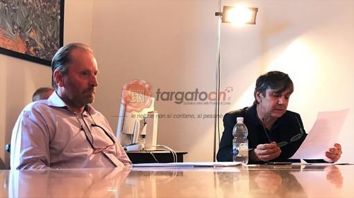 Miretti e Bachiorrini in conferenza stampa