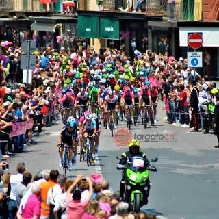 Il passaggio del Giro nel 2016 in provincia di Cuneo