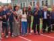 A Caramagna Piemonte, inaugurata la nuova pista di atletica