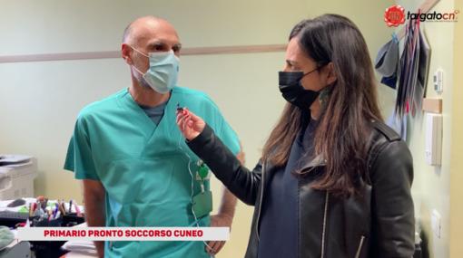 """""""Un deciso calo dei pazienti Covid, in ospedale è iniziato il processo di riconversione dei posti letto"""" [VIDEO]"""
