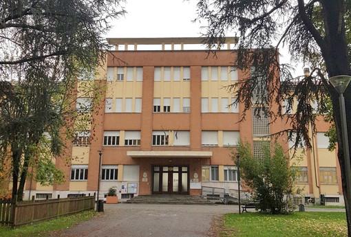 La sede dell'istituto comprensivo sommarivese