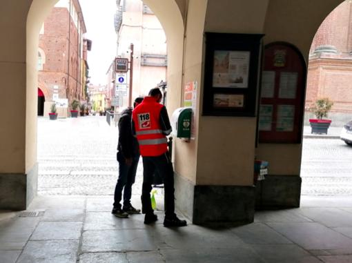 Fossano: torna in funzione il defibrillatore di via Roma