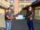 """Lagnasco: altre 2.200 mascherine donate dalla """"Vimin Box"""" al Comune"""