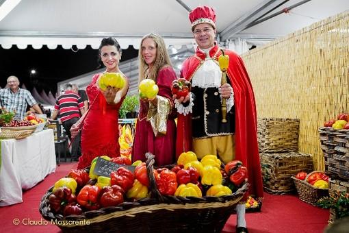 A Carmagnola torna per la 67^ volta la Sagra del Peperone