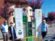 Ricarica gratuita con l'energia prodotta dal sole: a Lagnasco la convenzione sulla colonnina di ricarica per le autoelettriche