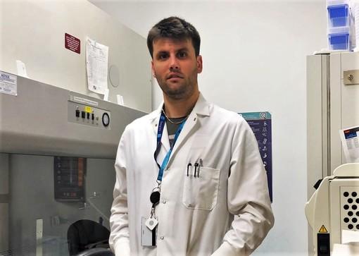 Il ricercatore Mauro Poggio