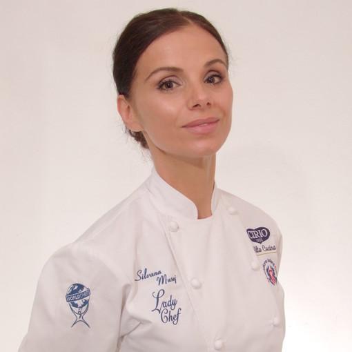 """La cuneese Silvana Musej medaglia d'argento al trofeo """"Migliore professionista Lady Chef"""""""