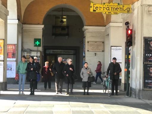 Cuneo: installati i semafori tra Piazza Galimberti e corso Soleri (VIDEO)