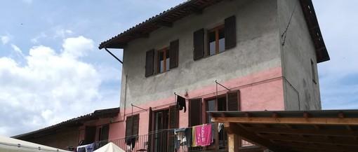 L'ex casa del custode del cimitero di Saluzzo (Foto sito Saluzzo Migrante)