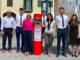 A Marene consegnato un nuovo defibrillatore in piazza Carignano