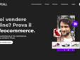 L'interfaccia della piattaforma ShopCall