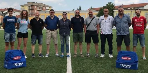 Calcio femminile: presentato lo staff tecnico del Fossano Women