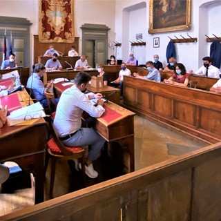 Il Consiglio comunale di Saluzzo