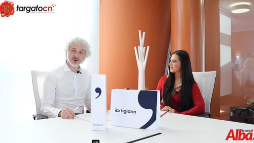 Alla scoperta de L'Artigiana con ospite Sandro Corino (video)