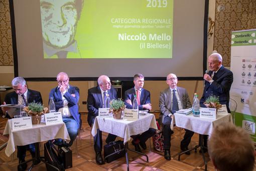 Il lockdown non ferma il premio 'Piero Dardanello'