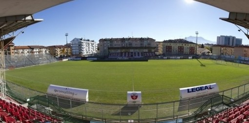 Stadio Flli Paschiero (foto di repertorio)