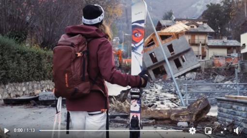 CrediAMOsci: virale il video della maestra di sci Sara Tammaro a Limone Piemonte