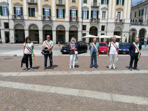 5G, a Cuneo la protesta dei sindaci dell'ANPCI