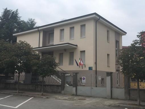 """La scuola elementare """"Maria Montessori"""" di via San Pio V, ad Alba"""