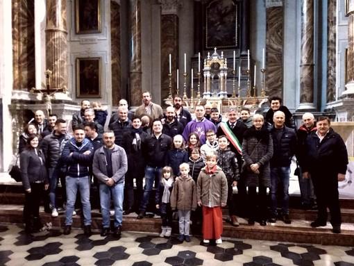 Coldiretti: grande successo per la Giornata del Ringraziamento a San Michele Mondovì (FOTO)