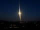 La superluna all'orizzonte nel tramonto delle Langhe: il timelapse (VIDEO)