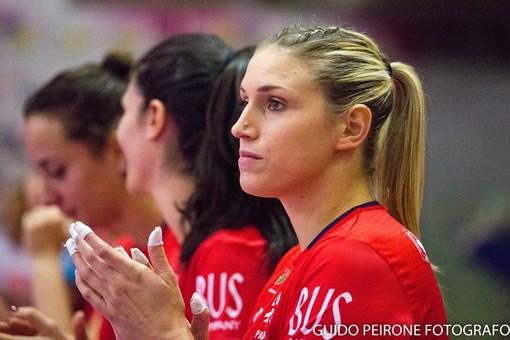 Sofia Rebora (foto Guido Peirone)