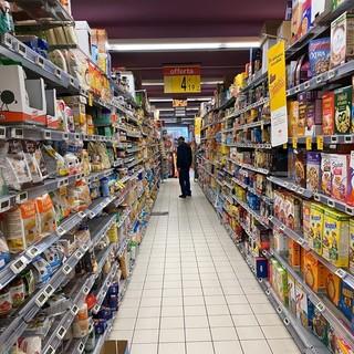 In negozi e supermercati piemontesi accesso prioritario per sanitari e protezione civile