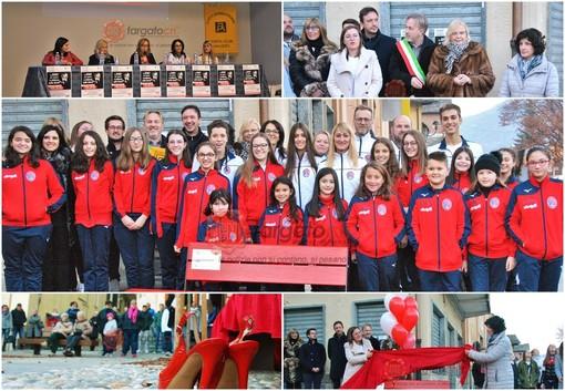 Le immagini dell'inaugurazione di ieri