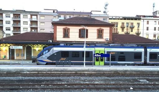 La stazione di Alba (foto Gisella Divino)