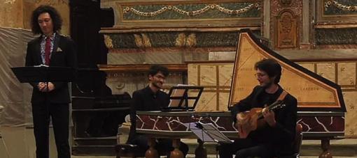 Concerto barocco nella chiesa di San Fiorenzo di Bastia Mondovì