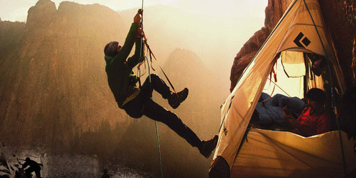 "Prosegue il ""Cinecamper"": a Busca arriva la scalata impossibile del Dawn Wall"