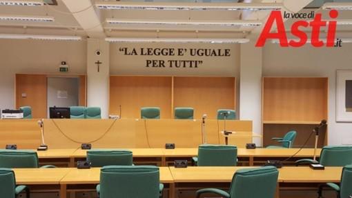 In Tribunale ad Asti udienze di convalida d'arresto e fermo in videoconferenza