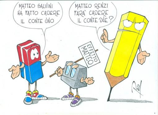 TITA la matita - #EFFETTO-MATTEO
