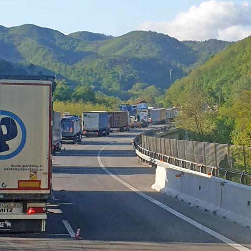 """Cantieri sulle autostrade liguri, Astra Cuneo: """"Governo intervenga con un altro triennio di ristori, come con il Ponte Morandi"""""""