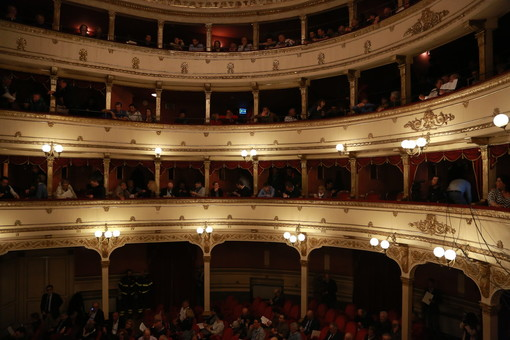 Concerto di musiche pianistiche di Paola Fabi al Toselli di Cuneo
