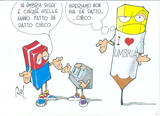 TITA la matita - #LABORATORIO-UMBRIA