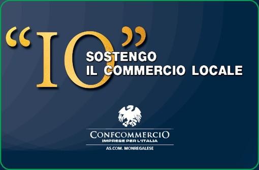 """""""Io sostengo il commercio locale"""": nuova iniziativa di Confcommercio As.Com Monregalese"""