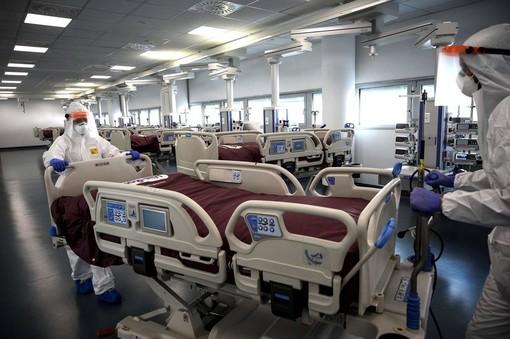 Terapie intensive: situazione critica, ma si liberano posti tra Saluzzo e il Santa Croce di Cuneo