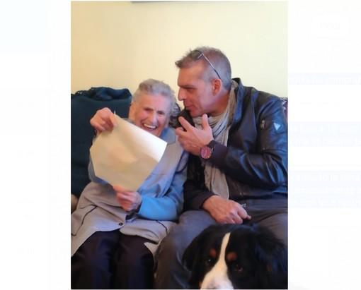Teresa Marsilio ha compiuto 104 anni: è la donna più anziana dell'alta valle Tanaro
