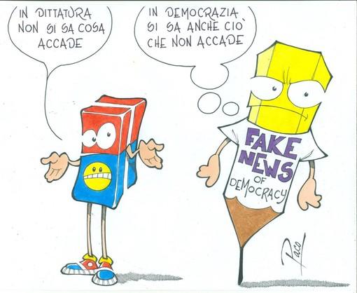 TITA la matita - DITTATURA O DEMOCRAZIA