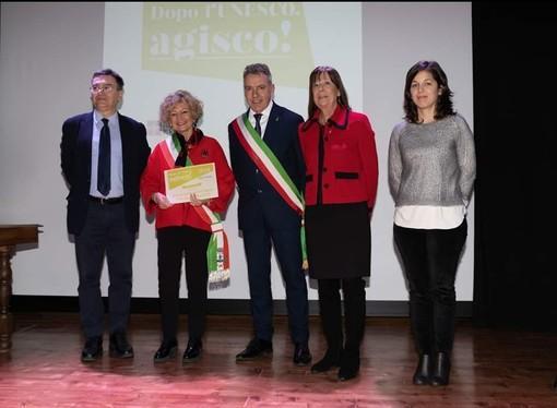 """""""Dopo l'Unesco, agisco!"""" anche Vezza d'Alba e Santa Vittoria d'Alba premiate a Fubine"""