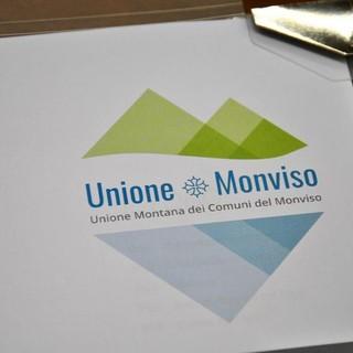 Il logo dell'Unione montana dei Comuni del Monviso