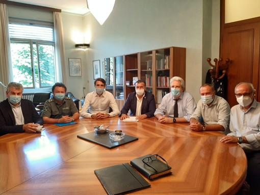 Aree di Caccia Specifica: delegazione dall'albese in Provincia per chiedere la trasformazione parziale di due zone