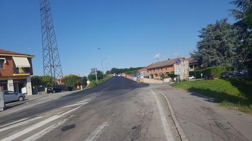 Una spina nel fianco per la città: a Fossano il cantiere del cavalcavia di via Torino compie due anni