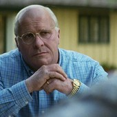 """Christian Bale in """"Vice"""""""