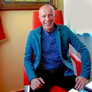 Silvano Dovetta, presidente dell'Unione montana Valle Varaita